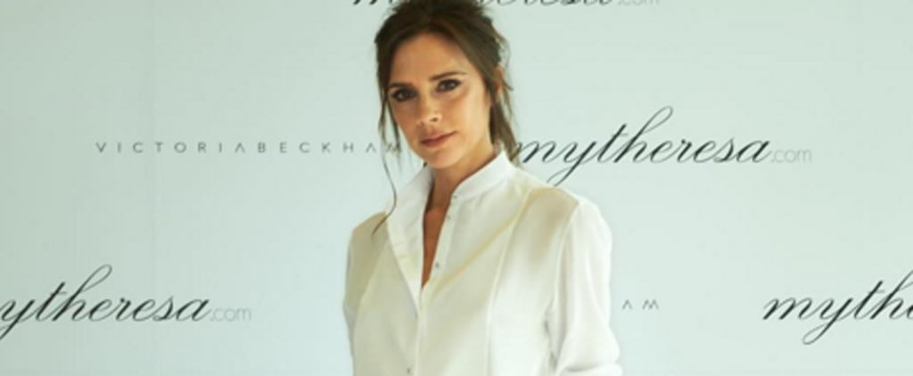 Victoria Beckham Just Made This Wardrobe Staple Completely Relevant Again