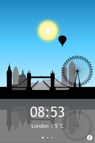 Weather Time London ($1)
