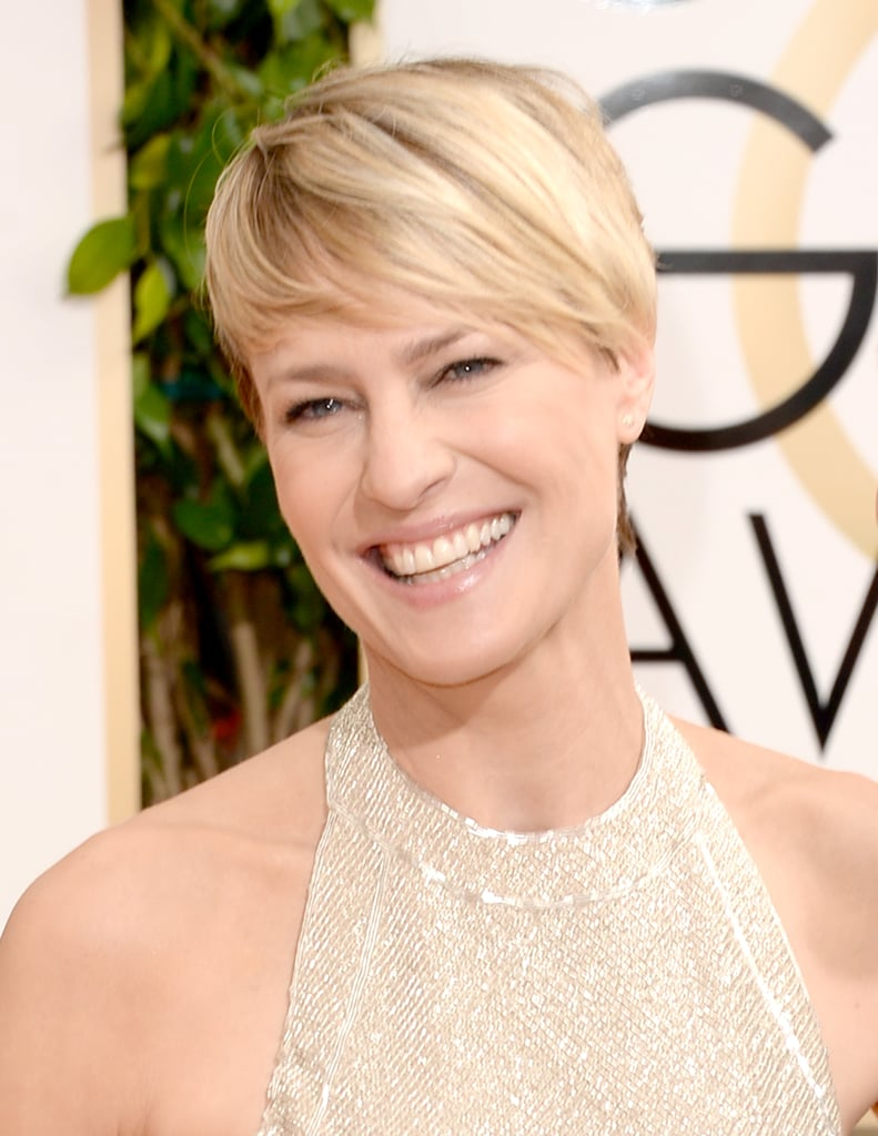 """Robin Wright Wins Big and Says """"Yes"""" — All in the Same Week!"""