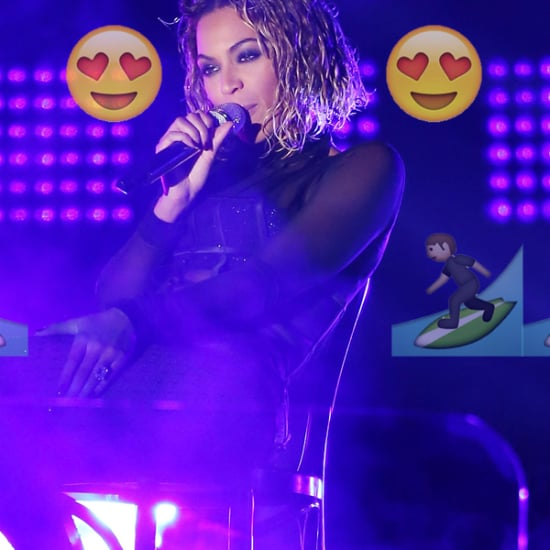 """Beyonce """"Drunk in Love"""" Emoji Video"""