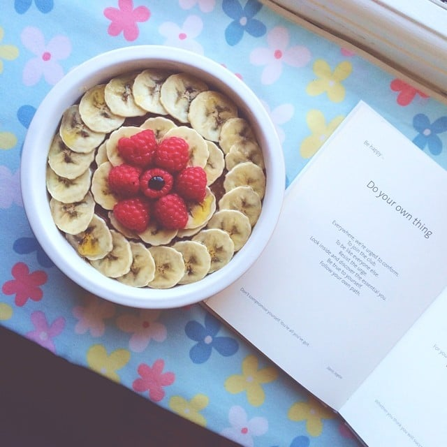 Who needs a latte when you have a bowl of coffee-charged overnight oats? Not this reader.