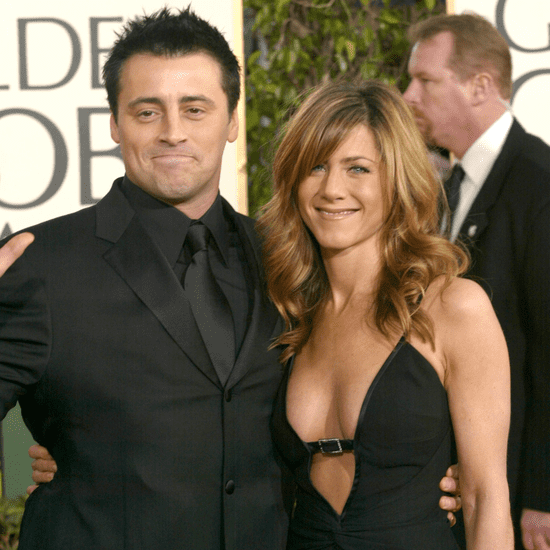 Joey and Rachel Friends Reunion GIFs 2016