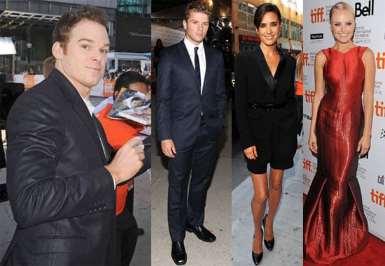 Pictures of Ryan Phillippe, Michael C Hall, Sarah Silverman, Jennifer Connelly, Malin Akerman at 2010 Toronto Film Festival