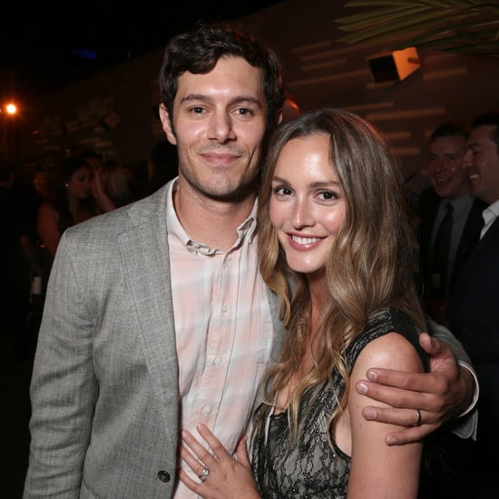 Adam Brody Leighton Meester at StartUp Premiere August 2016