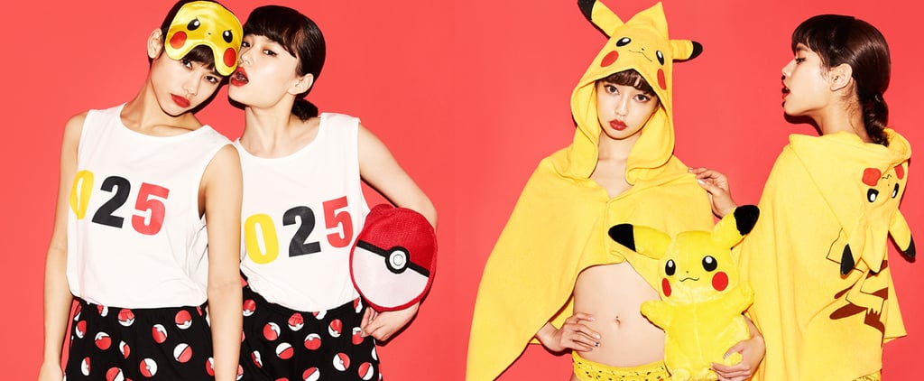 Get Ready to Spend All Your Savings on Pokémon Lingerie