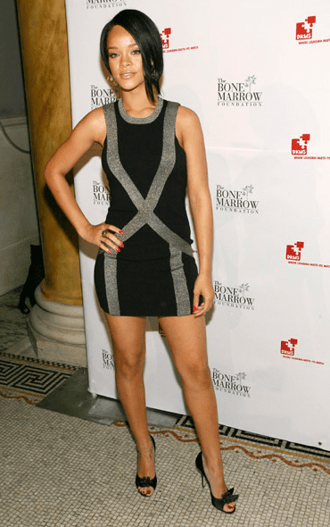 2007, DKMS and the Bone Marrow Foundation Benefit