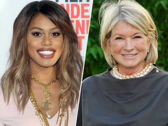 Laverne Cox Teases Martha Stewart-Inspired Character on OITNB: 'The Storyline's Really Good and Juicy - Juicy Like a Martha Stew