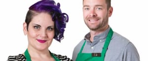You Can Now Work at Starbucks and Rock Rainbow Hair