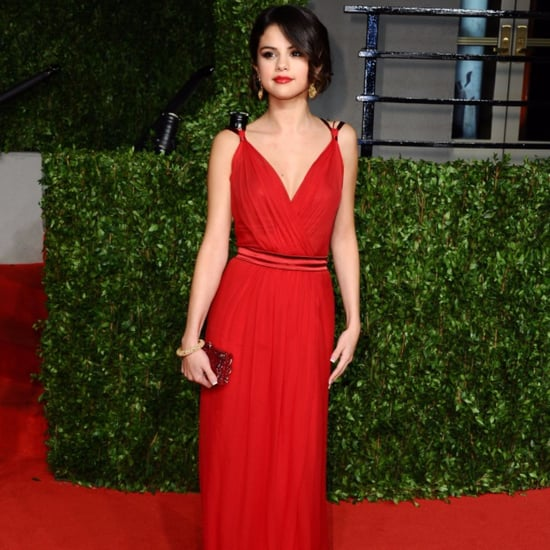 Selena Gomez Dresses at Oscars Parties