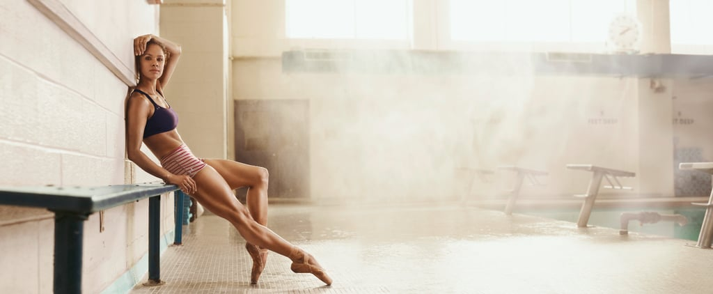 Ballerina Misty Copeland's Favorite Ab-Sculpting Moves