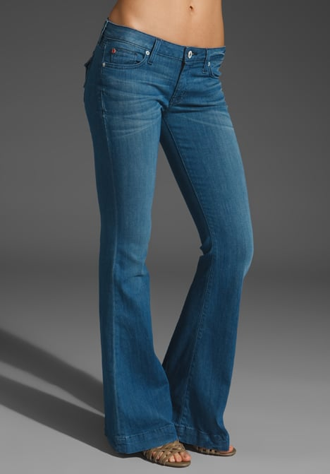 Flared jeans are a staple for every season, so there's no point in missing out on this stellar pair. Hudson Jeans Ferris Flare ($151, originally $215)