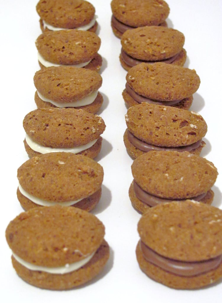 """Treat your pup to all-natural peanut butter treats ($8 for 10 oz.) from Etsy seller muddypuppys, and you'll not only be giving kudos to the four-legged one in your life, but you'll also be contributing to October's Adopt a Shelter Dog Month. All profits from these delectable dog cookies benefit It's the Pits, a San Diego-based no-kill rescue that places """"bully breeds"""" with loving families and educates the community on these tough but lovable pets."""