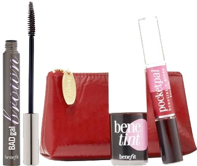 Monday Giveaway! Benefit BadGal Brown Mascara and Tinted Love Gift Set
