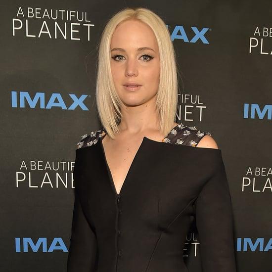 Jennifer Lawrence at Beautiful Planet NYC Premiere 2016