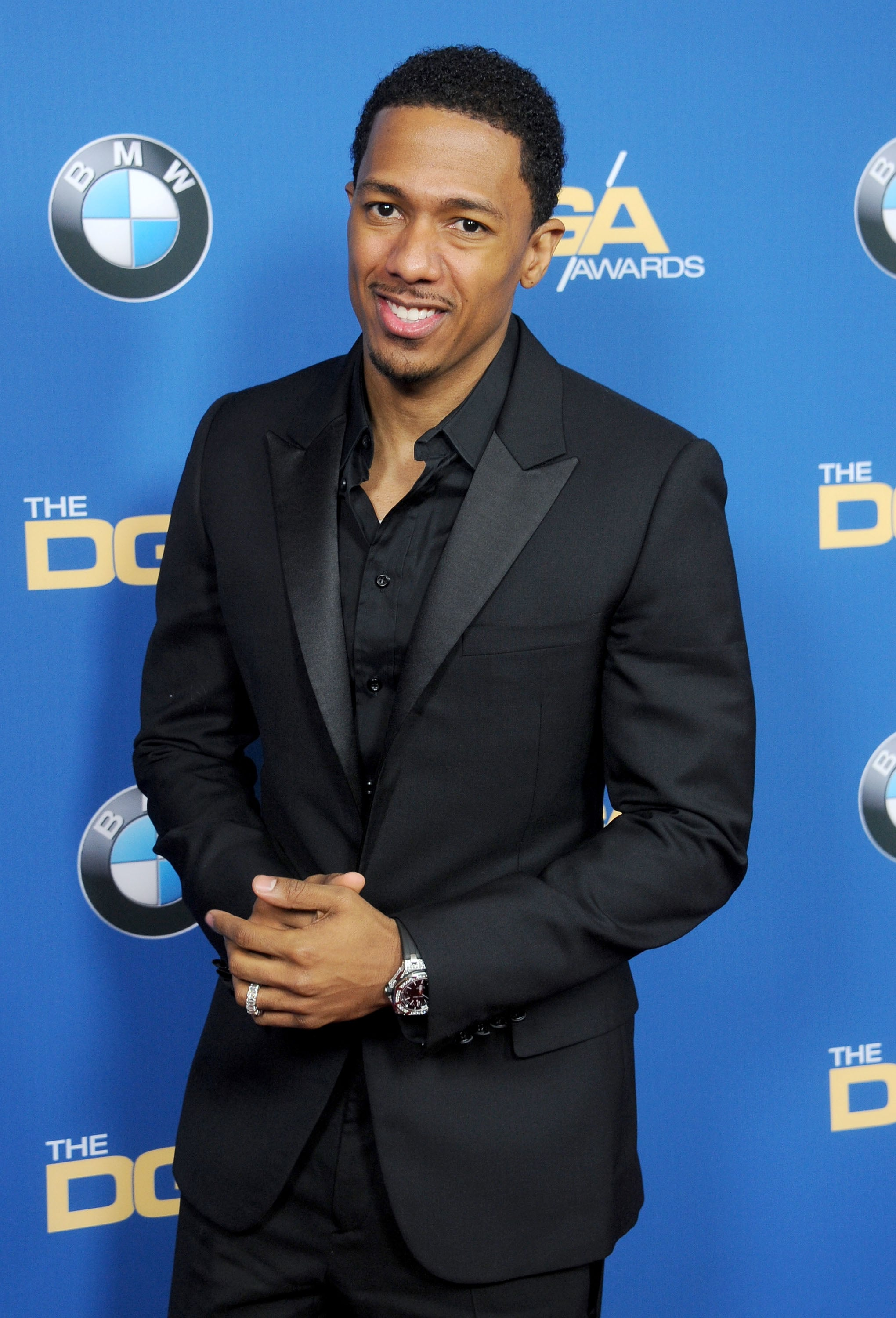 Nick Cannon attended the Directors Guild Awards.