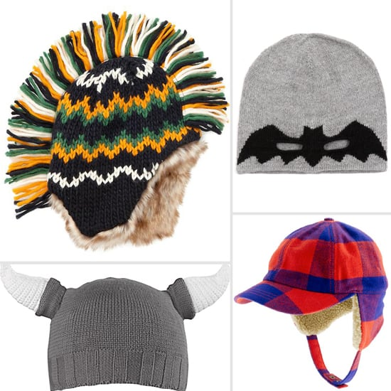 9 Beyond-Cool Boys' Hats For a Rocking Winter