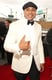 LL Cool J gave a thumbs-up on the red carpet.
