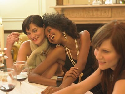Do Tell: What Do Your Girlfriends Talk the Most About?