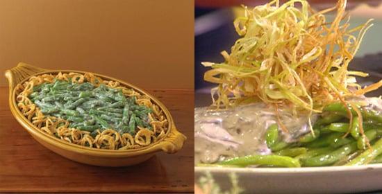 Green Bean Casserole Two Ways — Beginner and Expert