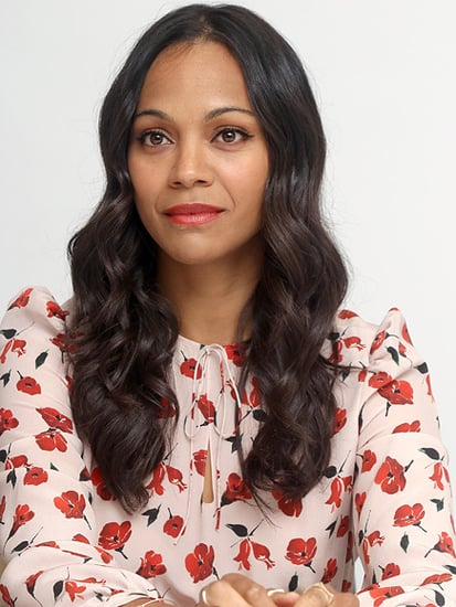 Zoë Saldana Recalls a Producer Telling Her: 'I Hired You to Look Good in Your Underwear Holding a Gun'