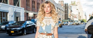 Hailey Baldwin's Styling Trick Will Make Your Old Sundress Feel Brand New