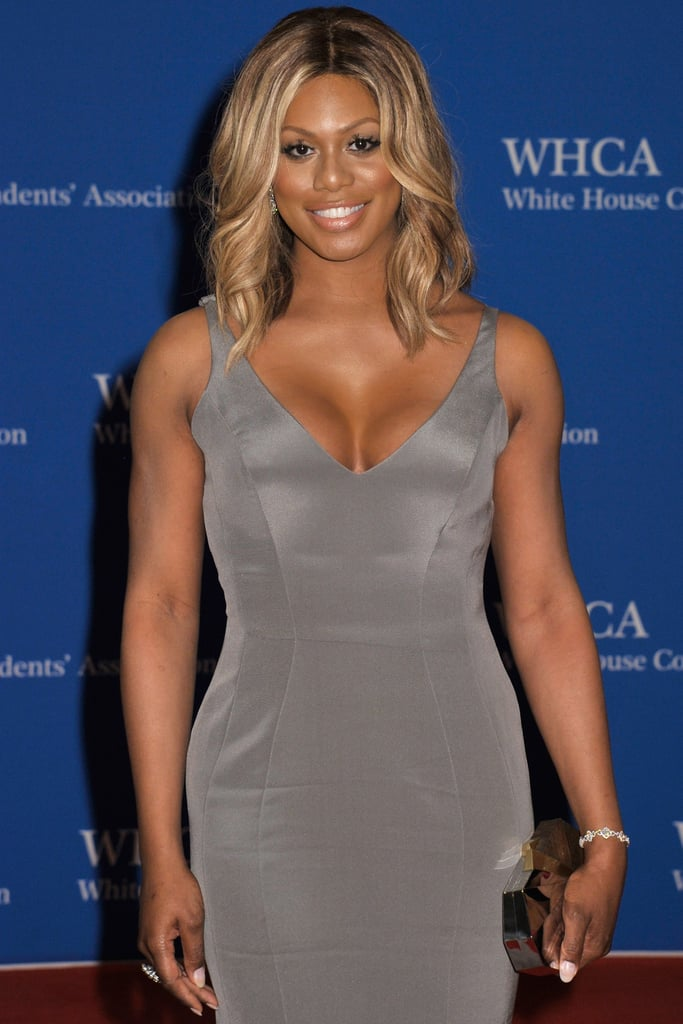 Laverne Cox in Real Life