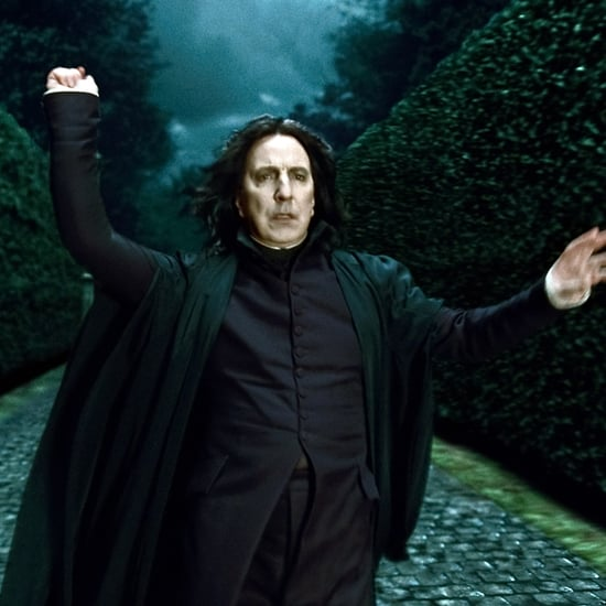 Life Lessons From Severus Snape