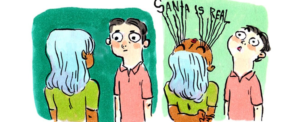 "These Hilarious Comics Make Fun of Men Who Feel ""Tricked"" by Makeup"
