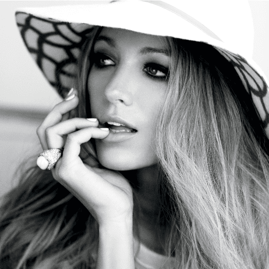 Blake Lively L'Oreal Paris Ad Campaign