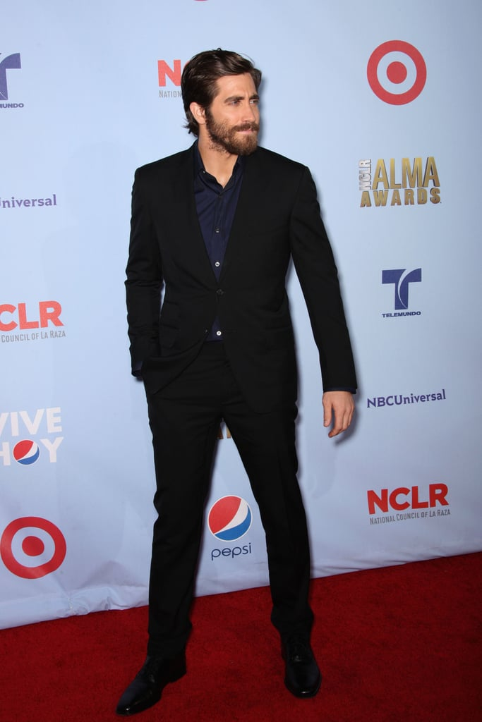 Jake Gyllenhaal attended the 2012 ALMA Awards.