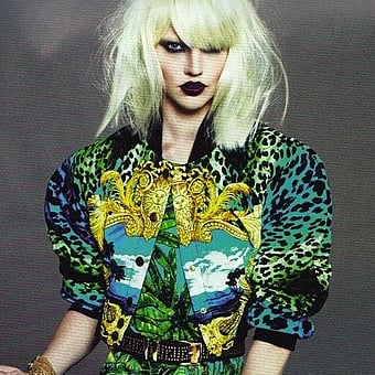 Versace For H&M Collection Images