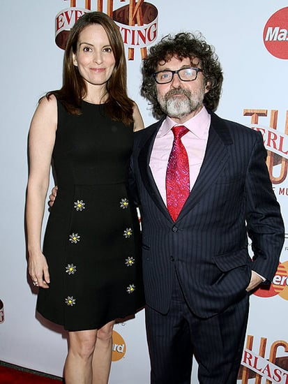 Tina Fey and Husband Jeff Richmond Enjoy Date Night at Broadway Opening of Tuck Everlasting