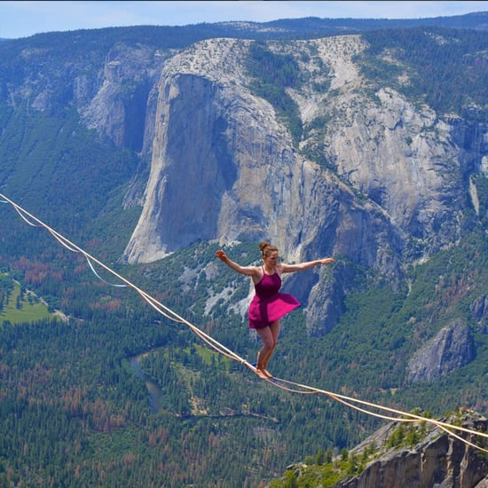 Best Female Slackliner | Video