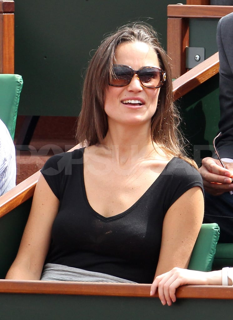 Pippa Heads to Paris For Tennis as Kate and WIlliam's Canadian Itinerary Is Unveiled