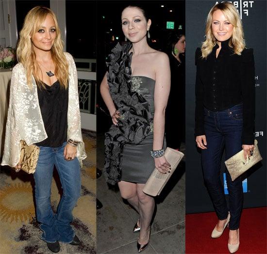 Celebrity Trend: Python Clutches