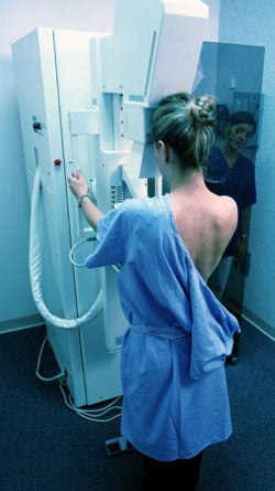 What to Expect at Your First Mammogram