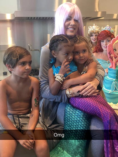 The Kardashians Raised Them Right! North West and Penelope Disick Donate a 'Truck Load' of My Little Ponys to a Children's Hospi