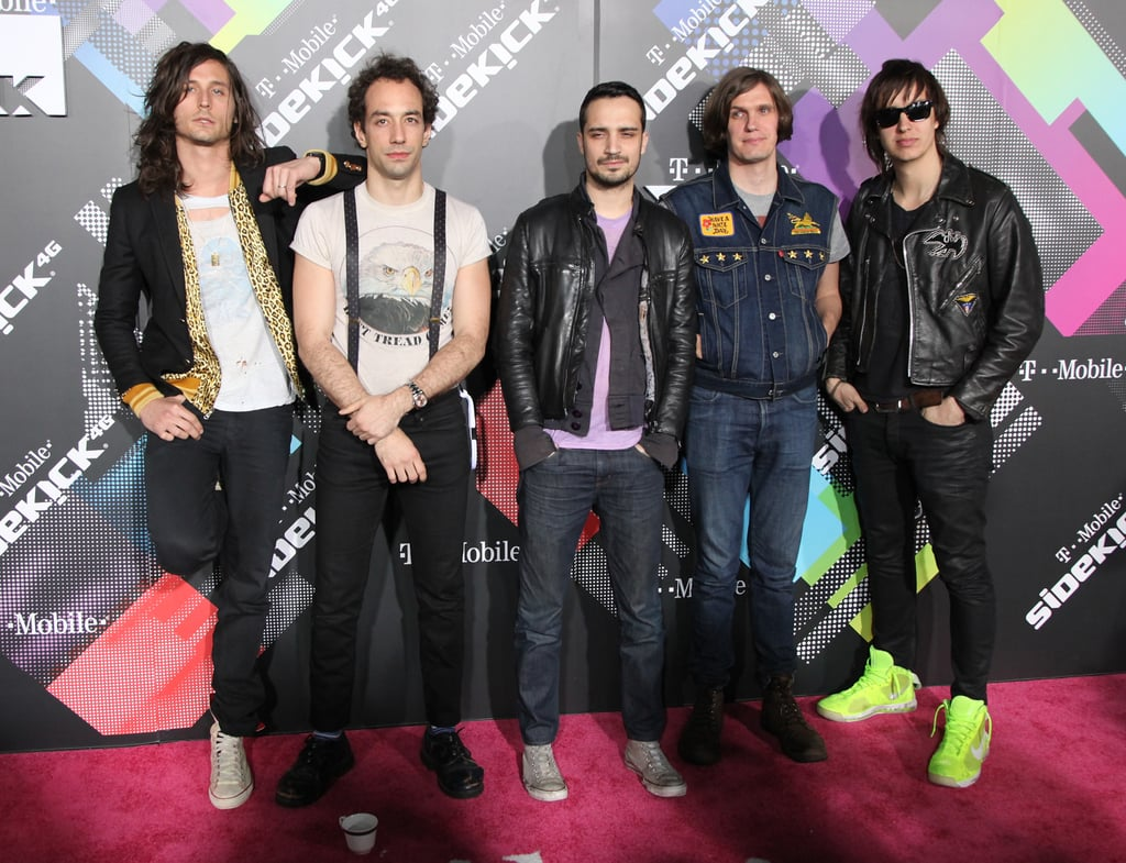 Twilight's Xavier and Glee's Jenna Join More Stars to See The Strokes Play a Surprise Show