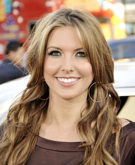 Audrina Patridge Is New Carl's Jr. Spokesperson