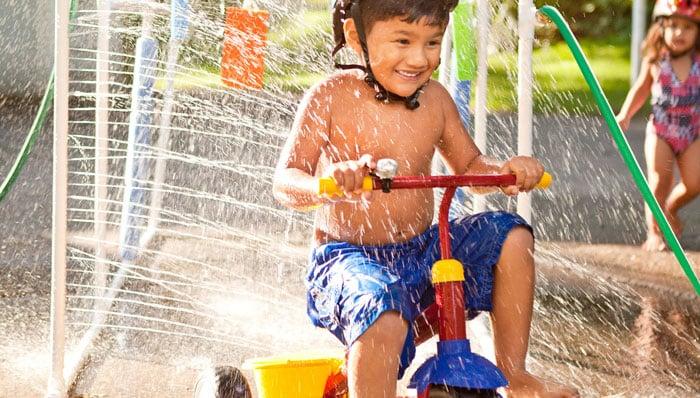 Make a Trike Car Wash