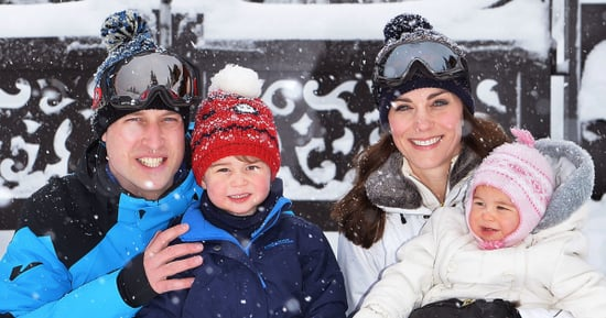Royal Family Appears in Sears Advertisement