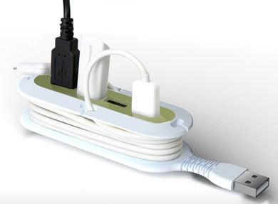 Quirky Contort USB Hub