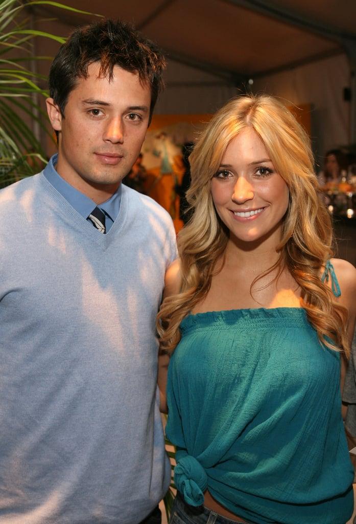 Kristin Cavallari and Stephen Colletti