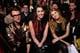 Brad Goreski, Bridget Moynahan, and Connie Britton had prime seats for Monique Lhuillier's Saturday show.