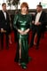 Florence Welch wore a green Givenchy gown for the Grammys.