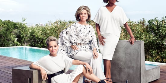 Jane Fonda, Sharon Stone And Alfre Woodard Share A Potent Message