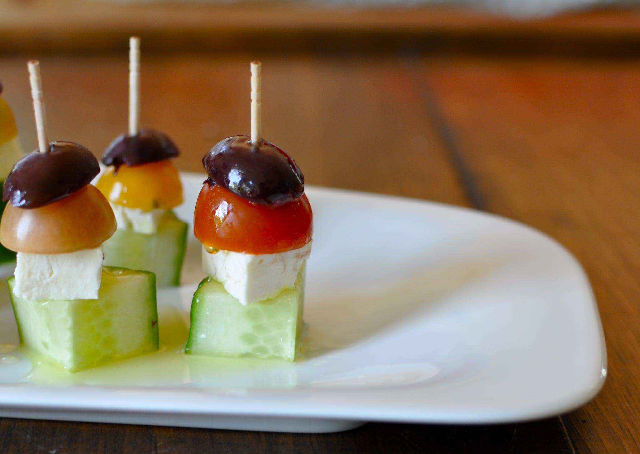Greek Antipasto Bites