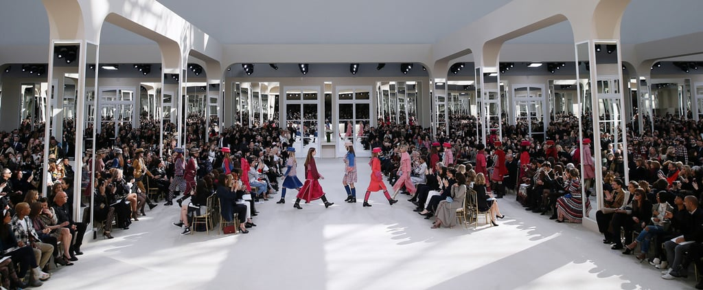Everyone Gets a Front-Row Seat to the Chanel Show — Including You