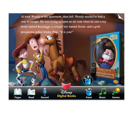 Toy Story 2 Read-Along
