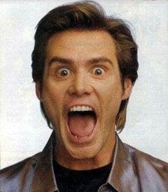 Jim Carrey As Seinfeld